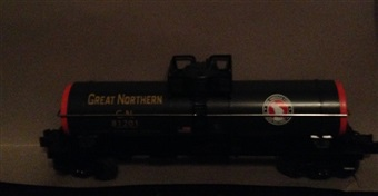 Great Northern Tank Car