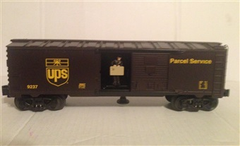 Archive UPS Operating Boxcar